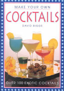 Make Your Own Cocktails
