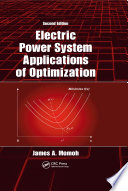 Electric Power System Applications of Optimization  Second Edition