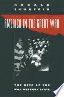 America in the Great War Book PDF