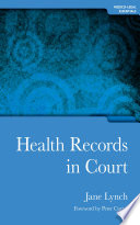 Health Records in Court