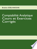 Comptabilit   analytique cours et exercices corrig  s
