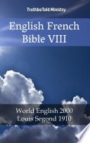 English French Bible VIII