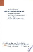 Das Labor in der Box