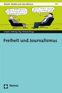 Freiheit und Journalismus