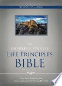 NIV  The Charles F  Stanley Life Principles Bible  Ebook