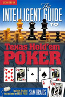 The Intelligent Guide to Texas Hold'em Poker Book