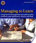 Managing to Learn