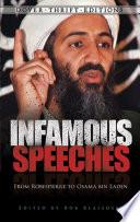 Infamous Speeches