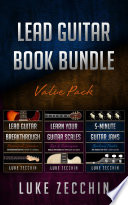 Lead Guitar Book Bundle