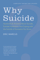 Why Suicide? Book