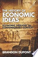 The History Of Economic Ideas