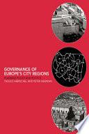 Governance of Europe s City Regions