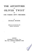 The Works of Charles Dickens  Oliver Twist
