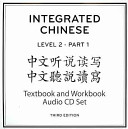 Integrated Chinese  Textbook