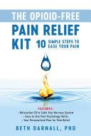 Opioid-Free Pain Relief Kit