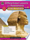 Differentiated Lessons and Assessements  Social Studies  Grade 6