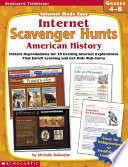 Internet Scavenger Hunts