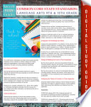 Common Core State Standards  Language Arts 9th And 10Th Grade
