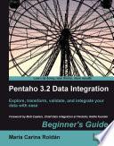 Pentaho 3 2 Data Integration
