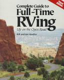 Complete Guide to Full Time Rving