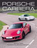 Porsche Carrera Book Cover