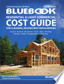 The 2017 Bluebook Cost Guide