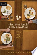 When Your Family s Lost a Loved One Book PDF
