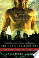 Cassandra Clare  The Mortal Instrument Series  3 books