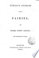 Curious stories about fairies and other funny people