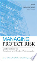 Managing Project Risk book