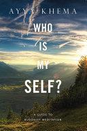 download ebook who is my self? pdf epub