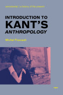 Introduction to Kant s Anthropology