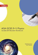 AQA GCSE Physics 9-1 Grade 8/9 Booster Workbook