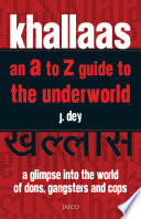 Khallaas   an A to Z Guide to the Underworld