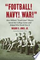 Football  Navy  War