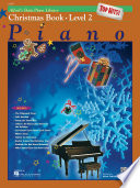 Alfred s Basic Piano Library   Top Hits  Christmas Book 2