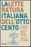 La letteratura italiana dell Ottocento