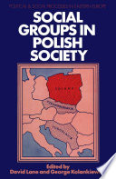 Social Groups in Polish Society