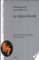 illustration La religion discrète