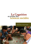 La cognition au prisme des sciences sociales