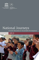 National Journeys     2013     Towards Education for Sustainable Development
