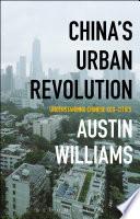 China  s Urban Revolution
