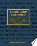 Leadership Embodied
