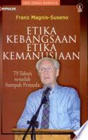 Etika kebangsaan etika kemanusiaan