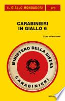 Carabinieri in giallo 6  Il Giallo Mondadori