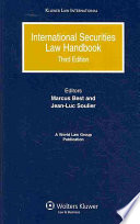 International Securities Law Handbook