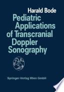 Pediatric Applications of Transcranial Doppler Sonography