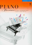 Piano Adventures Level 2B: Lesson Book