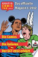 Gratis Comic Tag Magazin 1 2012