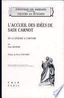 L'accueil des idées de Sadi Carnot et la technologie française de 1820 à 1860